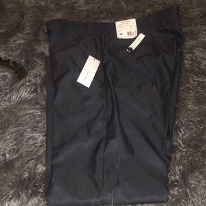 Men's Calvin Klein  dress pants (Navy)